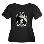 Griffin Family Crest Women's Plus Size Scoop Neck
