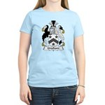 Gresham Family Crest Women's Light T-Shirt