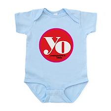 RED-Yo! Infant Bodysuit