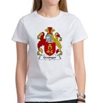 Grainger Family Crest Women's T-Shirt