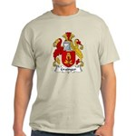 Grainger Family Crest Light T-Shirt