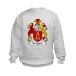 Grainger Family Crest Kids Sweatshirt