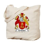 Grainger Family Crest Tote Bag
