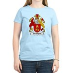 Grainger Family Crest Women's Light T-Shirt