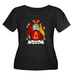 Grainger Family Crest Women's Plus Size Scoop Neck