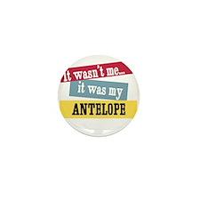 Antelope Mini Button (10 pack)