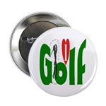 Ladies Golf Button