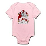 Gilbert Family Crest Onesie