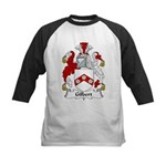 Gilbert Family Crest Kids Baseball Jersey