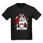 Gilbert Family Crest Kids Dark T-Shirt