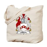 Gilbert Family Crest Tote Bag