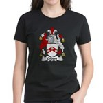 Gilbert Family Crest Women's Dark T-Shirt