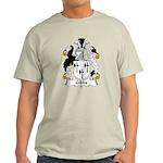 Gibbs Family Crest Light T-Shirt