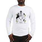 Gibbs Family Crest  Long Sleeve T-Shirt