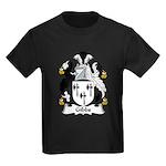 Gibbs Family Crest Kids Dark T-Shirt