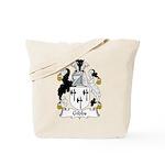 Gibbs Family Crest Tote Bag
