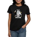 Gibbs Family Crest Women's Dark T-Shirt