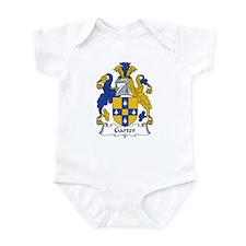 Garter Family Crest Infant Bodysuit