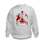Garroway Family Crest Kids Sweatshirt