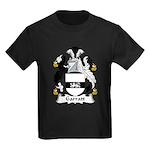 Garratt Family Crest Kids Dark T-Shirt
