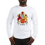 Garfield Family Crest Long Sleeve T-Shirt