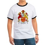 Garfield Family Crest Ringer T