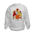 Garfield Family Crest Kids Sweatshirt