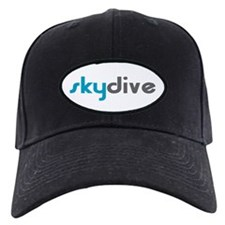 Blue Skydive Baseball Hat