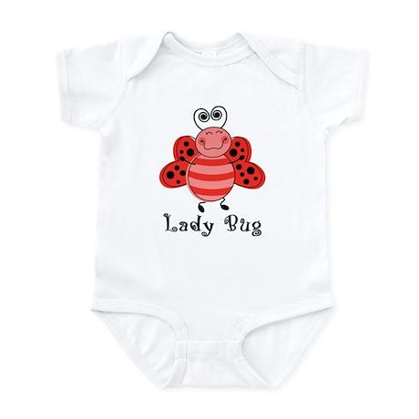 Ladybug Infant Bodysuit