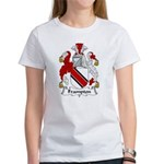 Frampton Family Crest Women's T-Shirt