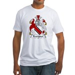 Frampton Family Crest Fitted T-Shirt
