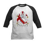 Frampton Family Crest Kids Baseball Jersey