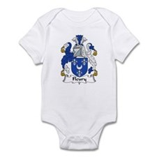 Fleury Family Crest Infant Bodysuit