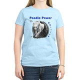 Poodle Power Agility T-Shirt