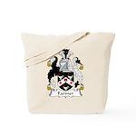 Farmer Family Crest  Tote Bag