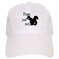 Protect Your Nuts. Baseball Cap