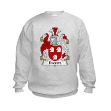 Everett Family Crest  Sweatshirt