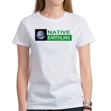 Native Earthling - Tee