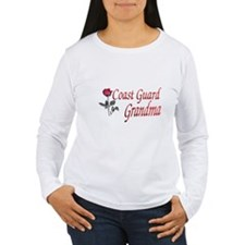 coast guard grandma T-Shirt