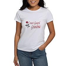 coast guard grandma Tee