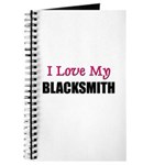 I Love My BLACKSMITH Journal