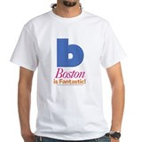 Boston Is Fantastic T-shirt (white)