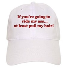"""Pull My Hair"" Cap"