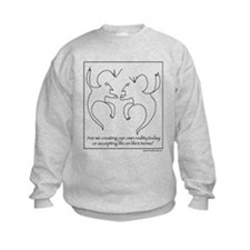 Creating or Accepting? Sweatshirt