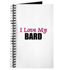 I Love My BARD Journal