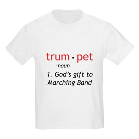 God's Gift Trumpet Kids Light T-Shirt