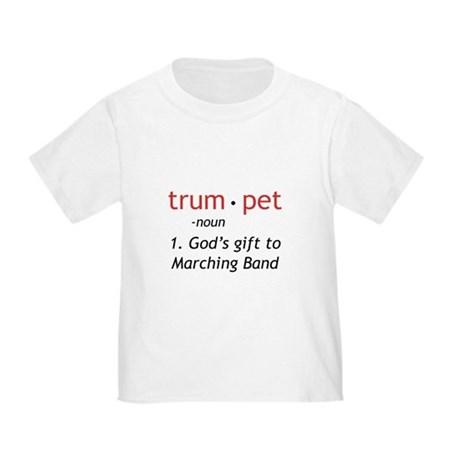 God's Gift Trumpet Toddler T-Shirt