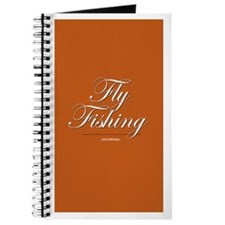 Rust Fly Fisher's Journal