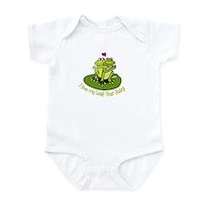 Leaper Love Infant Bodysuit