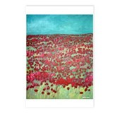 Venus POPPIES Postcards (Package of 8)